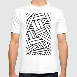 Raw Pattern Series: n.1 T-shirt
