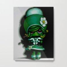 Lil' Medusa Metal Print