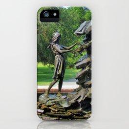 Raphell iPhone Case