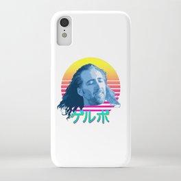 Nicolas Cage ゲルボ! iPhone Case