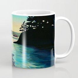 Plumerias Coffee Mug