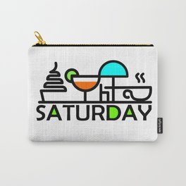 a Saturday afternoon to enjoy Carry-All Pouch
