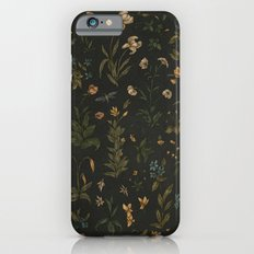 Old World Florals Slim Case iPhone 6