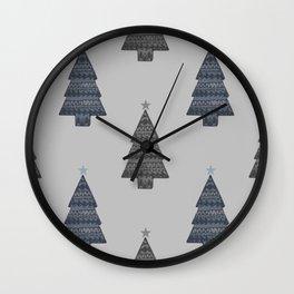 ornamental! Wall Clock