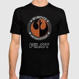 Black Squadron (Resistance) T-shirt