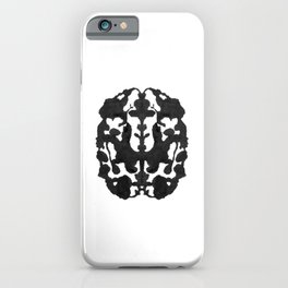 My Brain Hurts iPhone Case
