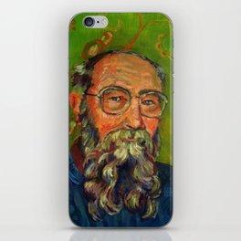 David K Lewis iPhone Skin
