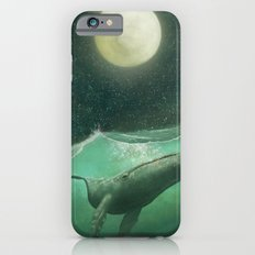 The Whale & The Moon Slim Case iPhone 6s
