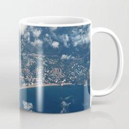 Barcelona from above Coffee Mug