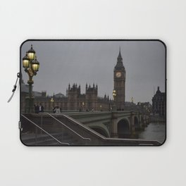 Grey day in Westminster Laptop Sleeve