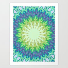 acid test4 Art Print