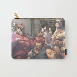 Street Fighter - Villains Carry-All Pouch