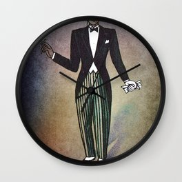 El Catrin Wall Clock