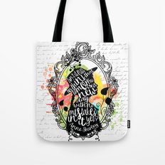 Anne Shirley - Tomorrow Tote Bag