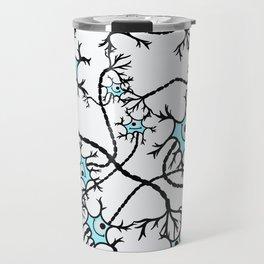 Happy neurons Travel Mug