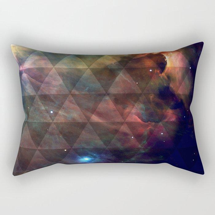 Explore II Rectangular Pillow