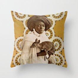 Stewardship Throw Pillow