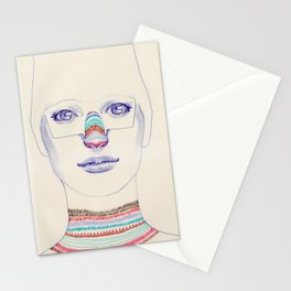 i nose it Stationery Cards