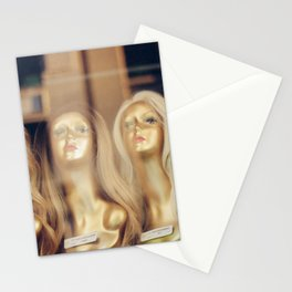 New York City Model Mannequins 1 Stationery Cards
