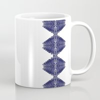 illusion Mugs featuring Illusion by Kate Sol