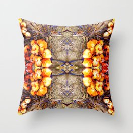 Ground Alter Throw Pillow