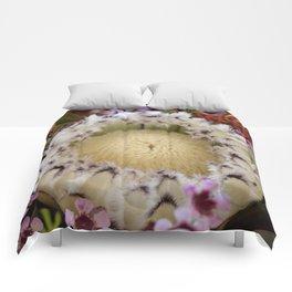 Fur Coat Protea Comforters