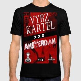 Vybz Kartel - Amsterdam EP T-shirt