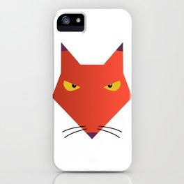 Katz -  Courage the Cowardly Dog iPhone Case