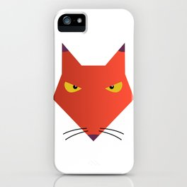 Katz -  Courage the Cowardly Dog iPhone Case