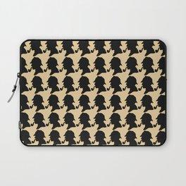 Sherlock Holmes of Baker Street Laptop Sleeve