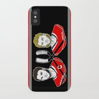 blackhawks iPhone & iPod Cases featuring Toews & Kane by Kana Aiysoublood