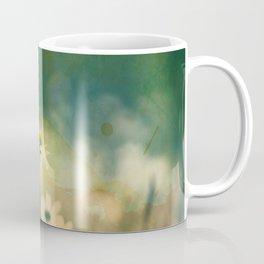 He Loves Me, Daisies Wildflowers Coffee Mug