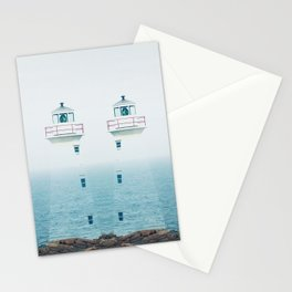 Lighthouse Twins Stationery Cards