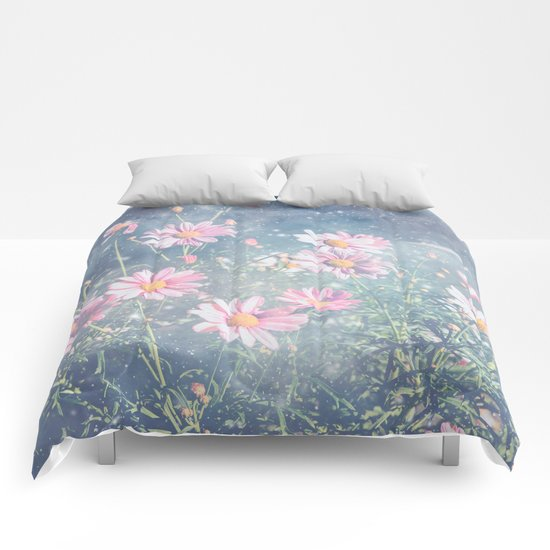 Magical Daisies Comforters