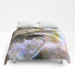 Abalone Portrait Comforters