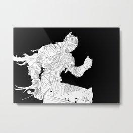 Soul of Cinder Metal Print