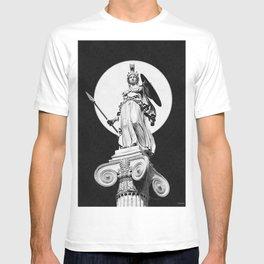 Goddess Athena T-shirt