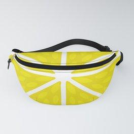 Fresh juicy lime- Lemon cut sliced section Fanny Pack