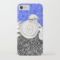 photographer iPhone & iPod Cases featuring photographer by APO+