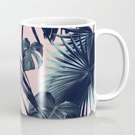Tropical Jungle Leaves Dream #2 #tropical #decor #art #society6 Coffee Mug