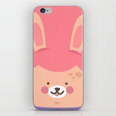Bunny Smile iPhone & iPod Skin