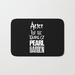 Alice In Chains Bath Mat