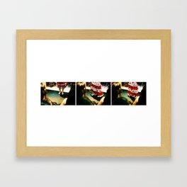 Flamenco#1 Framed Art Print