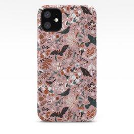 October birds iPhone Case