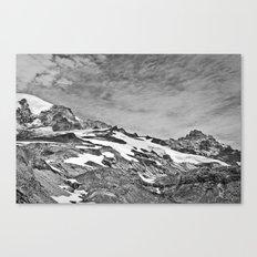Rugged Mountain Hike Canvas Print