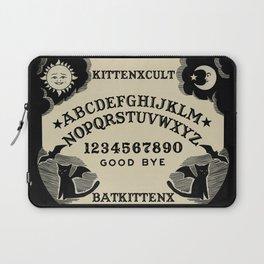 BatxCat Ouija Board Laptop Sleeve