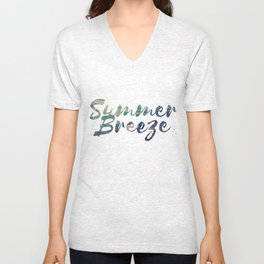 Summer Breeze Unisex V-Neck