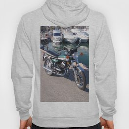 Classic Two Stroke Motorcycle Hoody