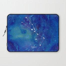 Constellation Taurus Laptop Sleeve