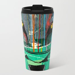 Wolf Mother - Screen Print Edition  Travel Mug